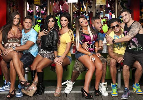 Foto del cast di Jersey Shore 6
