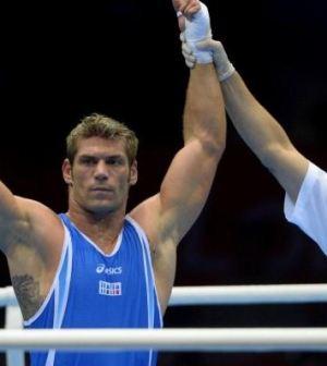 Foto di Clemente Russo alle Olimpiadi Londra 2012