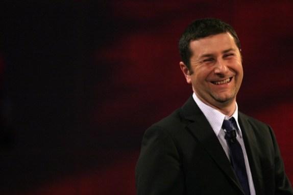 Fabio Fazio conduttore Festival di Sanremo