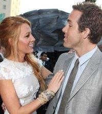 Blake e Ryan: sposi