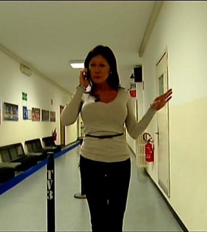 Quelli che...Virginia Raffaele imita Nicole Minetti