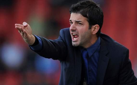 Andrea Stramaccioni, allenatore dell'Inter