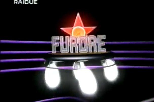 Logo di Furore su Rai Due