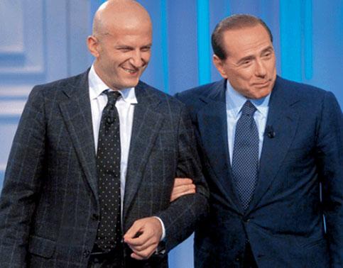 Minzolini a Mediaset al posto di Matrix