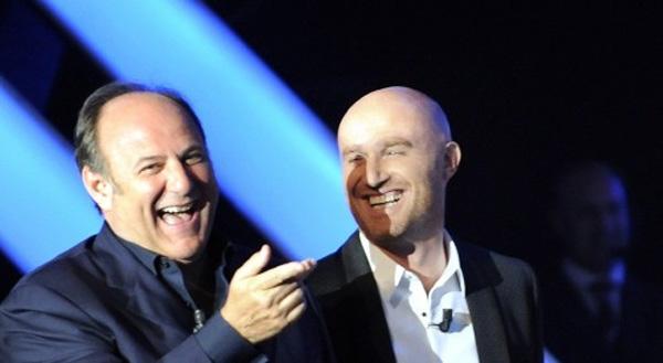 The Winner is gerry scotti rudy zerbi talent novembre canale cinque