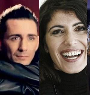 Foto di Morandi, Cocciante, Giorgia e Kekko dei Modà The Voice