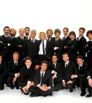 le iene cast inviati al completo italia uno 14 gennaio 2013