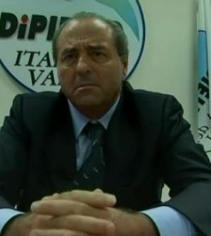 Di PIetro attacca Report