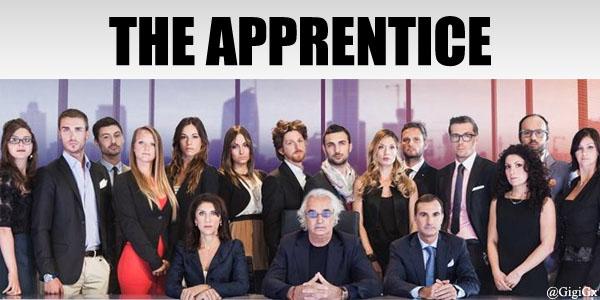 the apprentice italia concorrenti flavio briatore cielo tv terza puntata