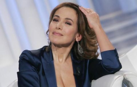 Barbara D Urso a Domenica Live