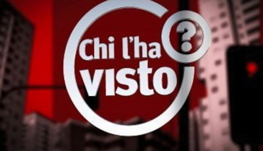 Chi l'ha Visto Programma Tv