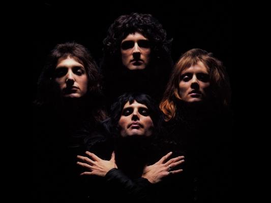 foto queen rock band