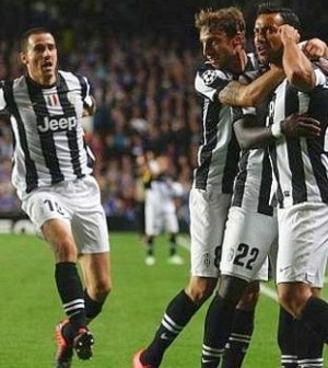 Juventus in coppa