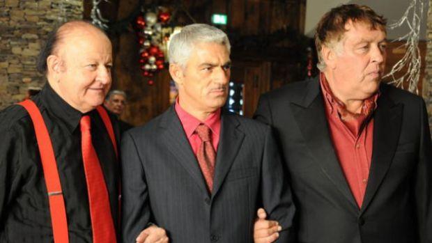 Massimo Boldi Natale a 4 zampe