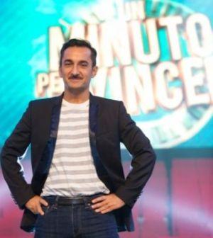 Foto di Nicola Savino a Un minuto per vincere