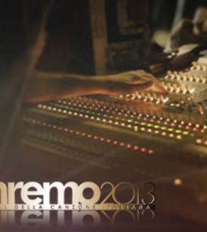 Logo del Festival di Sanremo 2013