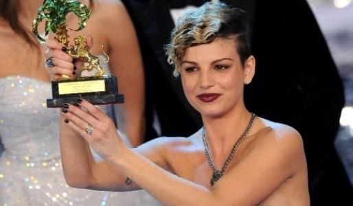 Emma Marrone Sanremo 2013