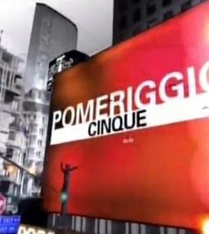 Foto pomeriggio cinque Canale5