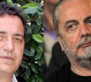 Pietro Valsecchi e Aurelio De Laurentiis