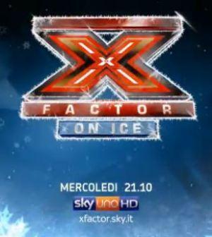 Foto di X Factor on ice su Skyuno