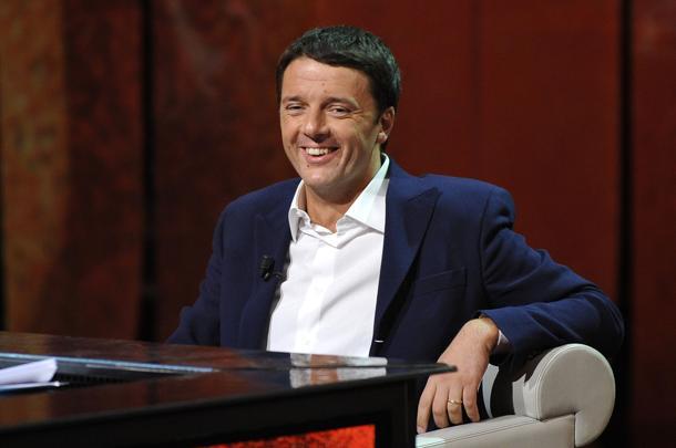 Matteo Renzi su La7