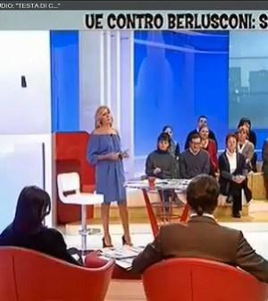 Mussolini contro Andrea Scanzi