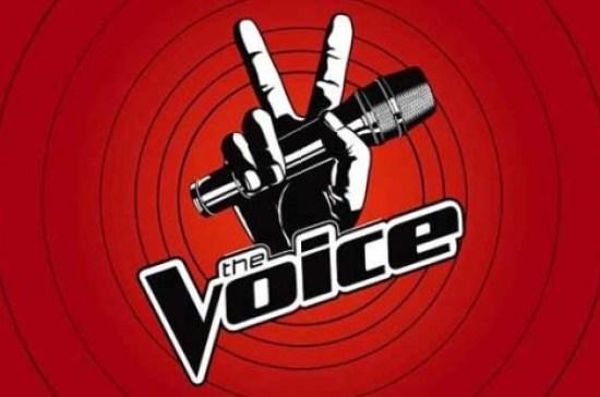 foto del logo di the voice