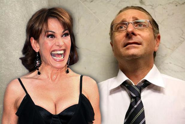 Barbara D'Urso e Paolo Bonolis