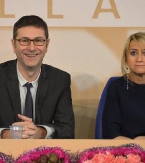 Foto della conferenza stampa Sanremo 2013 quarta serata