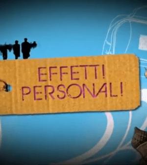 Effetti Personali ottava puntata