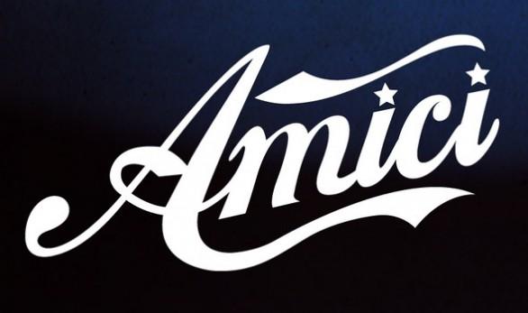 Logo di Amici 12