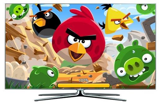 Angry Birds, il videogame diventa una serie tv animata