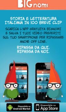 BigNomi, nuova app Rai per gli studenti