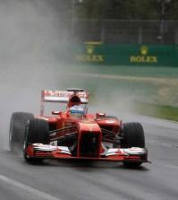 Australian Grand Prix, Melbourne 13 - 17 March 2013
