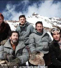 foto film tv k2 la montagna degli italiani
