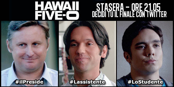 hawaii five o twitter finale