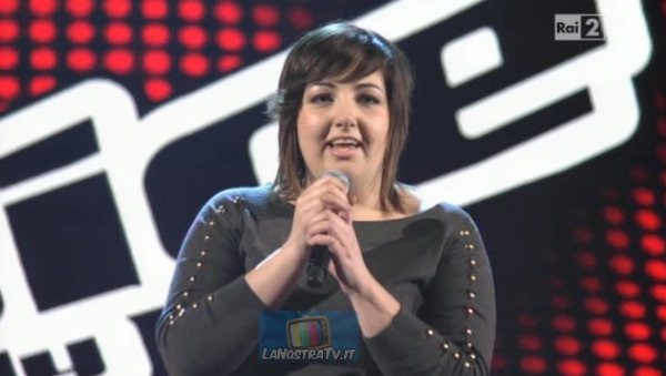 Foto di Paola Licata The Voice of Italy