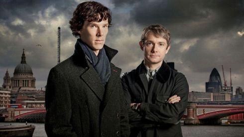 Sherlock. Partono le riprese della terza serie