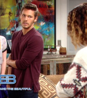 Liam, Hope e Steffy Beautiful