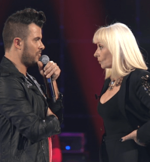 The-voice-daniele-raffaella-carrà