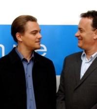 Di Caprio e Hanks