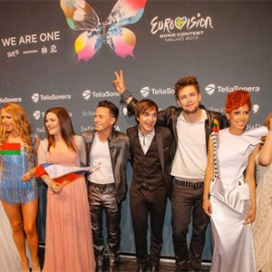 eurovision 2013 first 10 finalists