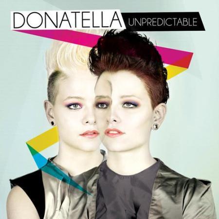 il nuovo album delle donatella unpredictable