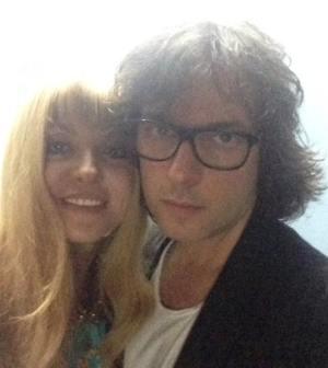 Massimo Di Cataldo con Anna Laura Millacci