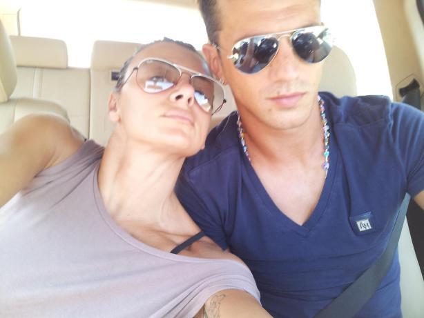 Diego Daddi ed Elga Emardu vogliono un figlio