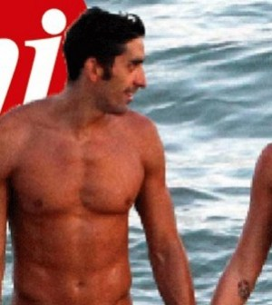 Filippo Magnini e Federica Pellegrini insieme