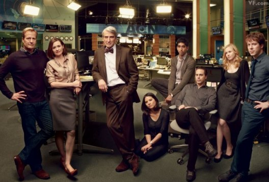 The Newsroom: da giovedì 17 ottobre su Rai3