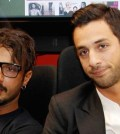Federico e Fabrizio Corona