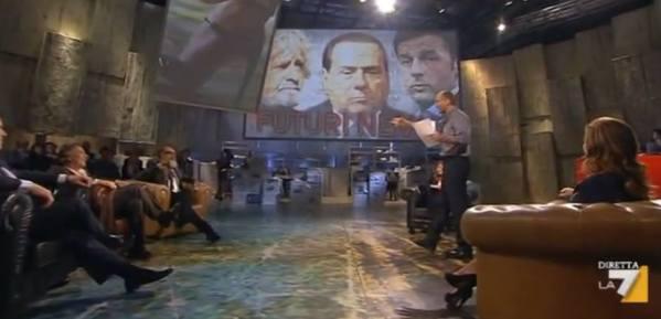 Piazzapulita, Derubati: anticipazioni ed ospiti della puntata di lunedì 4 novembre