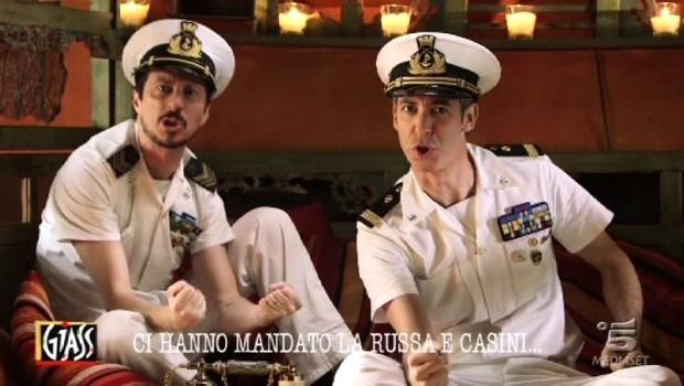 Luca e Paolo su Canale 5 è polemica